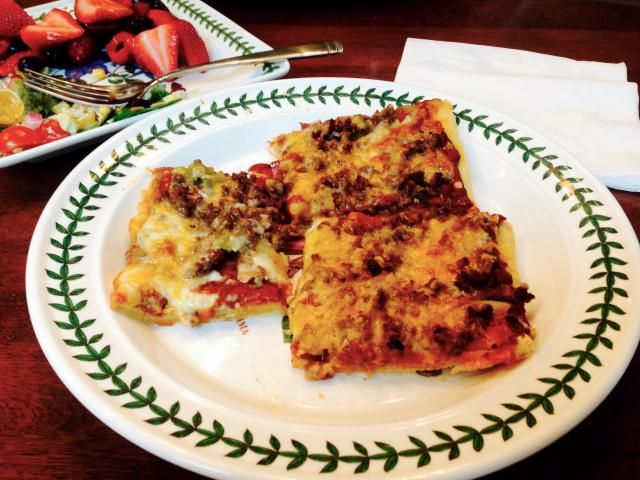 Mexican Pizza is Rich, Delicious, Easy to Make, and So Satisfying: Mexican Pizza