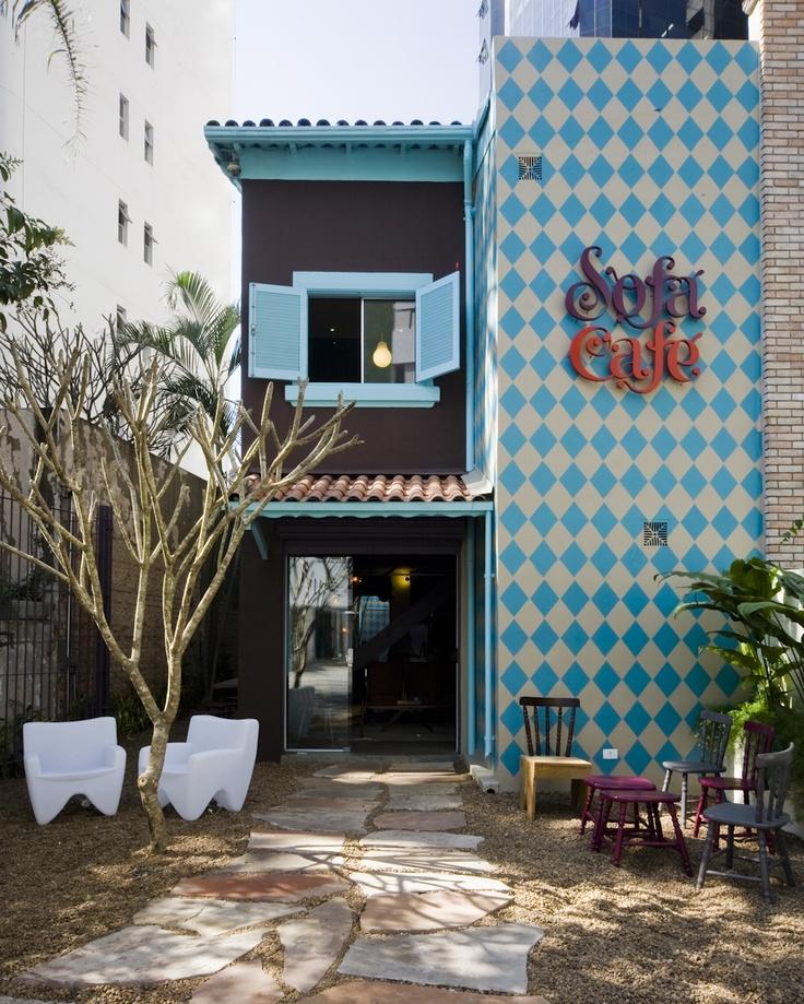 Sofá Café | São Paulo