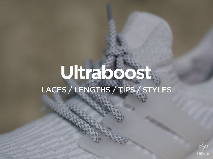 Tips for boosting your Ultraboost #shoes #sneakers #adidas #ultraboost #laceswap #fashion // See more on our page : www.facebook.com/hisolethailand