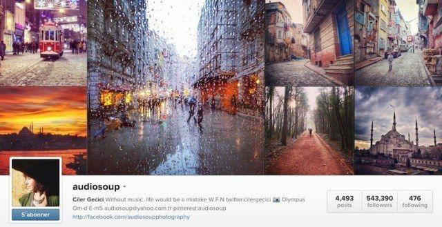 17 comptes Instagram à suivre