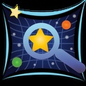 Google Sky Map.  Free android application.  Just point at sky to learn about the stars.
