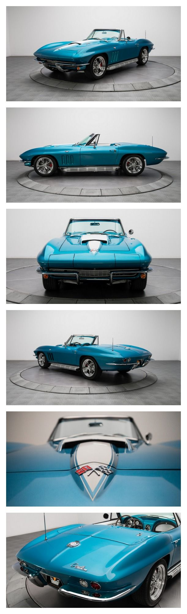 This world class Chevy Stingray is the car of your dreams! #ThrowbackThursday