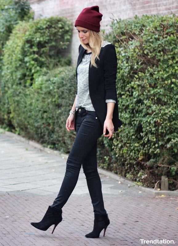 Ponte el sombrero - StreetStyle - Moda Otoño Invierno 2012 - ELLE.es - ELLE.ES