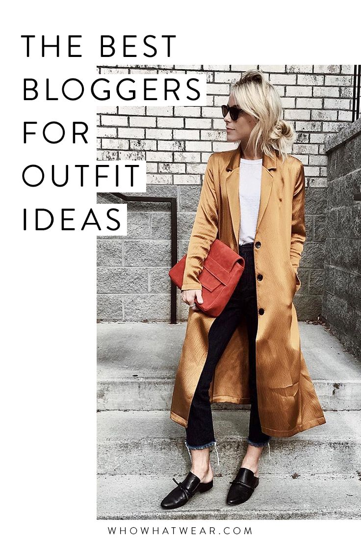 Introducing the best dressed bloggers of 2016—read more for the best outfit ideas ever.
