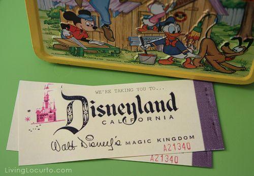 vintage disney  | Trip to Disneyland | Living Locurto - Free Party Printables, Crafts ...