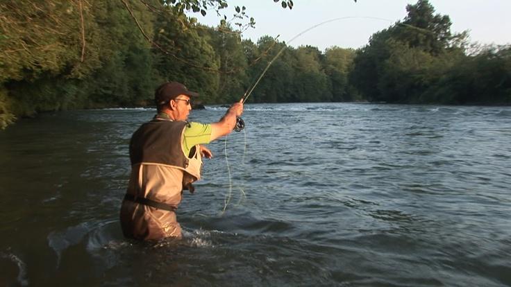 Regarder les films sur la pêche russe