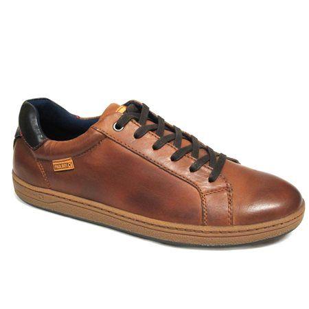 #Zapato #Pikolinos para #hombre, fabricado íntegramente con las mejores pieles, con diseñ sport, suela de conf ENVÍO GRATIS 24 horas.