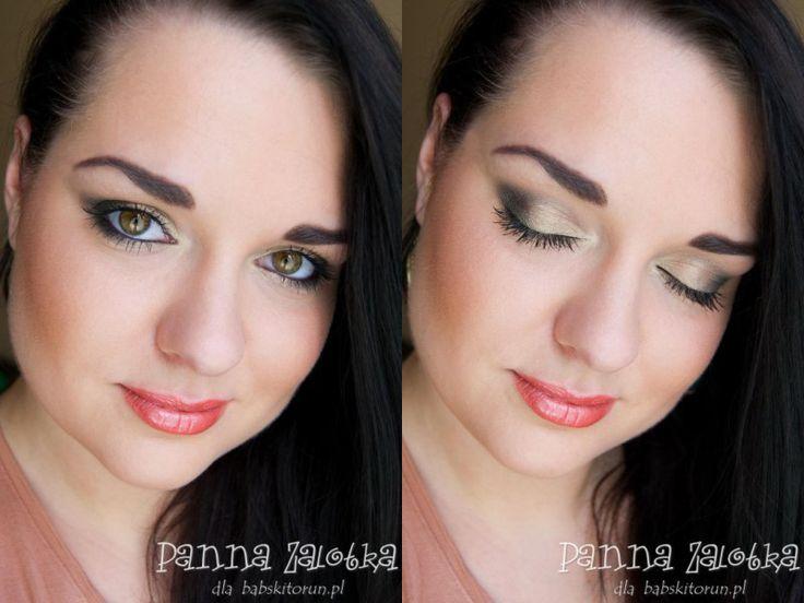 jesienny makijaż dla rudzielców - fall makeup for redheads