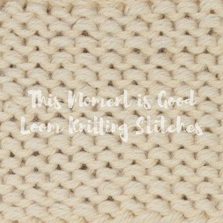 This Pique Rib Knit Stitch Pattern Is A Great Way