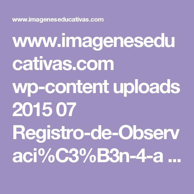 www.imageneseducativas.com wp-content uploads 2015 07 Registro-de-Observaci%C3%B3n-4-a%C3%B1os-hoja-de-c%C3%A1lculo.xlsx