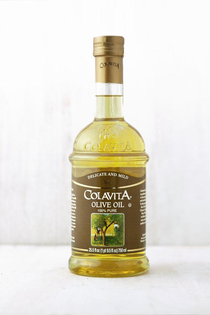 Colavita Olive Oil, Pure - 3/4 liter glass