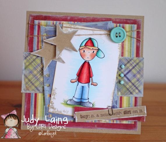 Best Handmade Card Ideas BOYS Images On Pinterest Kids - Handmade childrens birthday cards