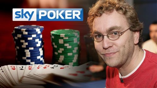 Lee Davy sits down to talk with Neil Channing about his new relationship with Sky Poker and what the future holds for the pair.