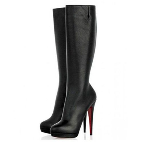 France Christian Louboutin chaussures plate-forme Altbotte