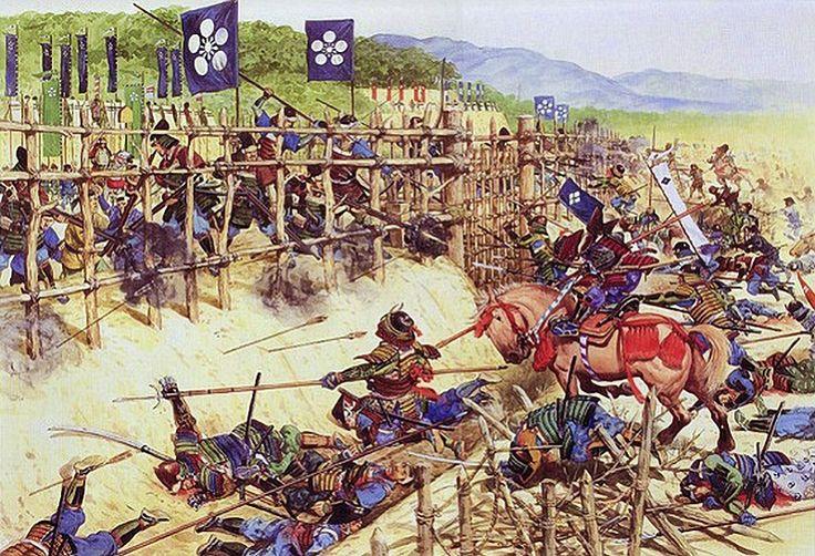 HISTOIRE DES ASHIGARUS : L'origine des Ashigarus remonte à l'ère Kamakura. A cette époque ils sont appelés Zôhyô ( soldats à pied ) et servent plus souvent de serviteurs ou d'écuyers, que de véritables guerriers. Il faudra attendre les guerres de d'Onin ( 1467-1477 ) pour voir leur rôle véritablement évoluer. A cette époque, l'anarchie règne au Japon, infesté de brigands armés ( Akutô ) et de paysans en révolte ( Nobushi ). Engagés en nombre par plusieurs Daimyos pour affronter ces bandes…