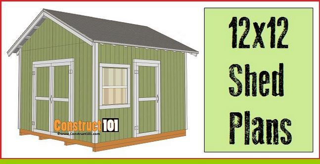Make Building A Shed Easy With These 16x20 Shed Plans