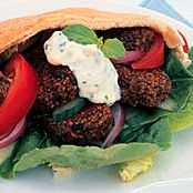 Free chilli bean falafels recipe. Try this free, quick and easy chilli bean falafels recipe from countdown.co.nz.