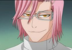 Szayelaporro Granz (ザエルアポロ・グランツ, Zaeruaporo Gurantsu) is an Arrancar in Sōsuke Aizen's army and the Octava (eighth) Espada. He is the younger brother of Yylfordt Granz.[2]