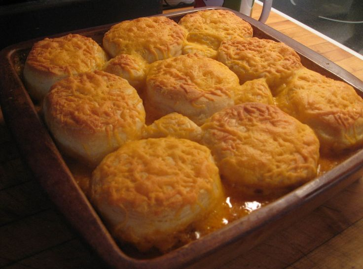 Beef And Biscuit Recipe Dishmaps