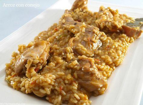 ¿Os gusta el arroz?, pues si es así, no dejéis de probar esta receta. Éste es uno de nuestro arroces favoritos. El conejo queda muy tierno y el arroz en su punto, ¡a mis hijas las encanta!. Es una receta … Continuar leyendo →