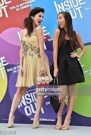 Lodovica Comello and Tess Masazza- Inside Out