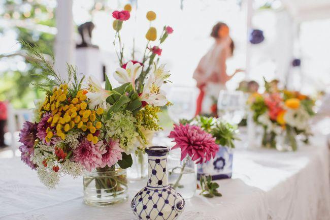 Gaaf! Laat je inspireren door deze kleurrijke Mexicaanse bruiloft Image: 17