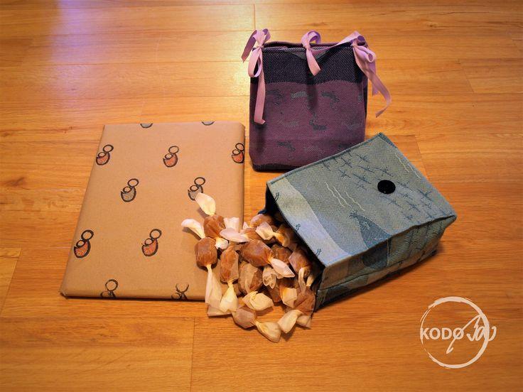 Vatanai wrap scrap snack bags made by KodoBa  #Vatanai #KodoBa #wrapscrap #snackpack