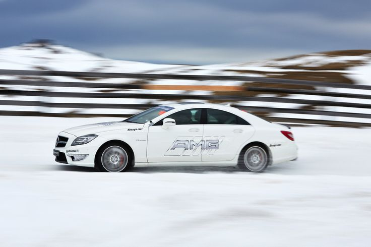 2013 AMG Snow Challenge at Queenstown, New Zealand