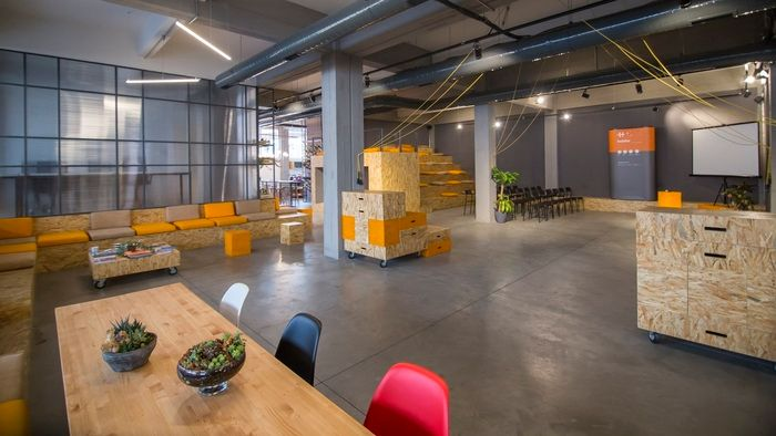 Office Tour: Habita Coworking Offices – Istanbul