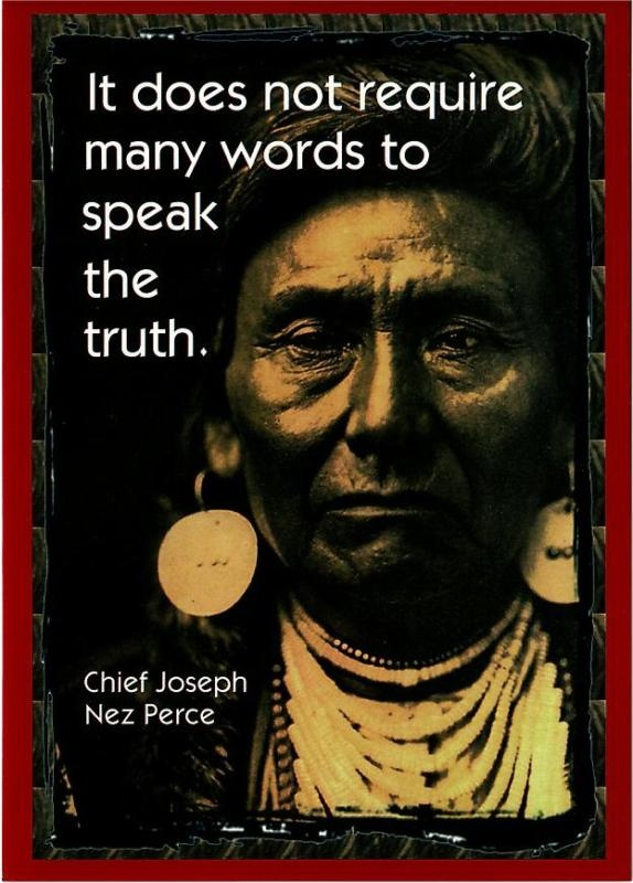 appeal to emotion and chief joseph List of fallacies in reasoning to appeal to emotion – an argument is made due to the manipulation of emotions, rather than the use of valid reasoning.
