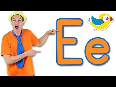 Learn the alphabet, with Bounce Patrol! It's the Letter F Song, featuring Rachel. Let's make some F-F-F sounds! This kids series will help children and ESL/E...