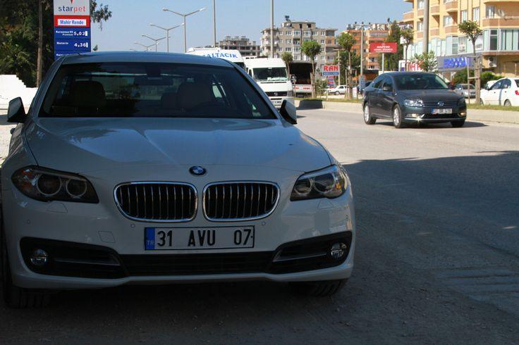 BMW 520D - F10 - 5 Series