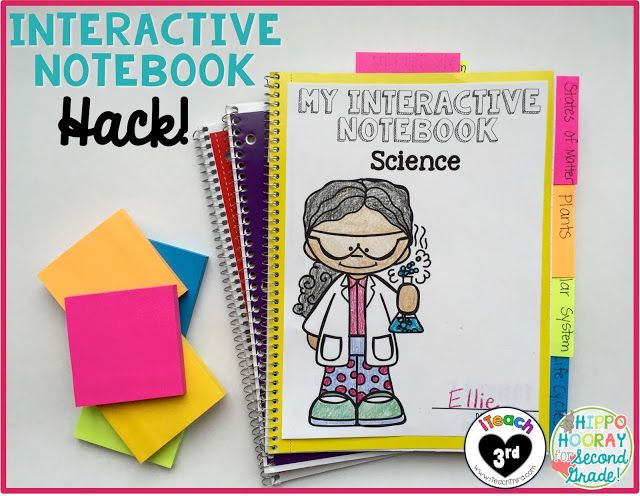Interactive Notebook Hack