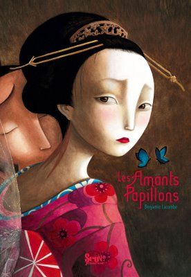 lovely story, fantastic book of Benjamin Lacombe
