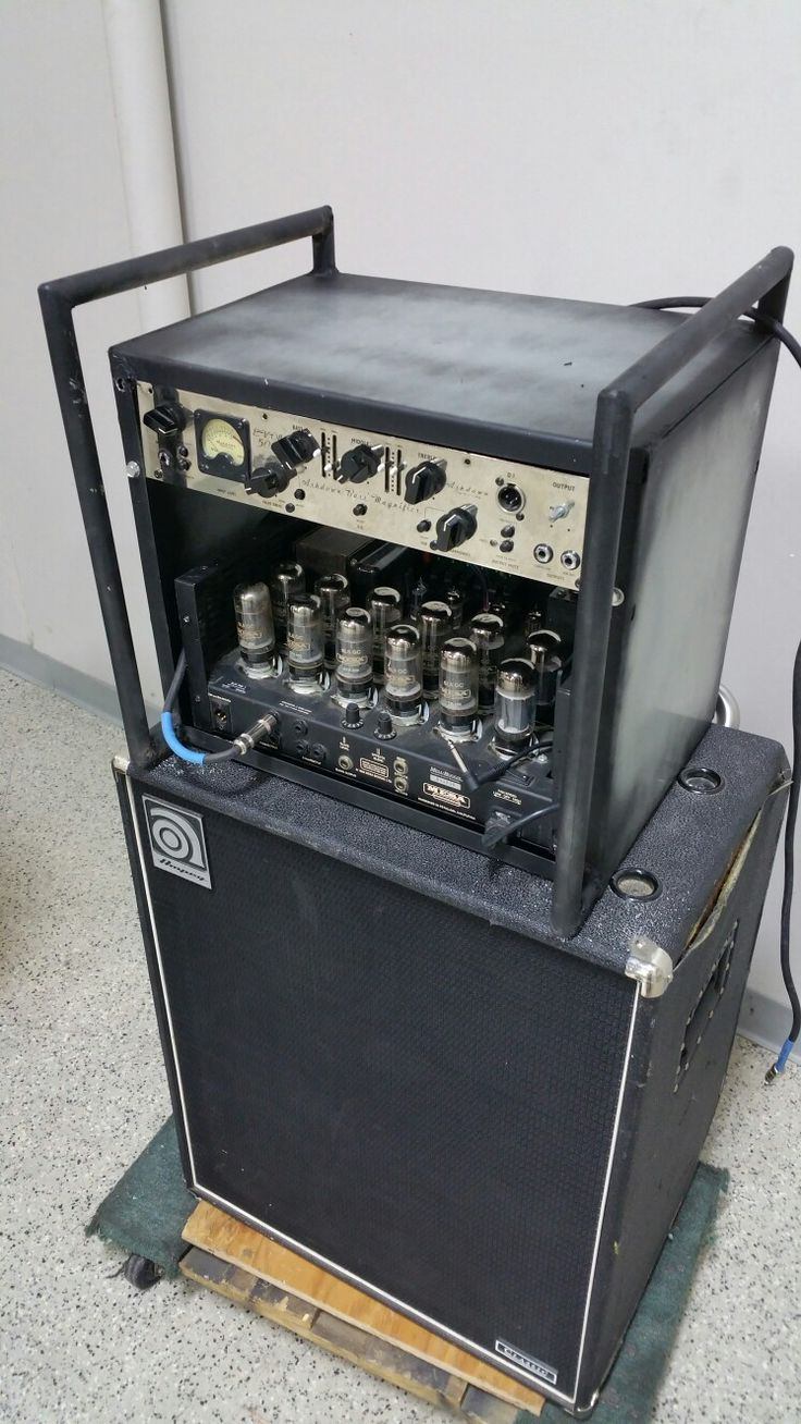 Home 187 schlafen amp bad 187 wellness pur - Personal Bass Amp Ashdown Preamp Only Mesa 400 Tube Swap 4