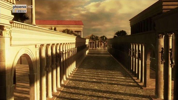[HD] Palmyra - Entdeckung aus dem Weltall (Doku)