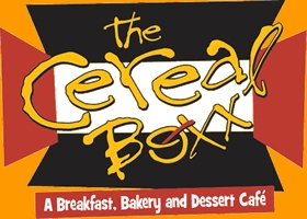 The Cereal Boxx A Breakfast, Bakery and Dessert Cafe