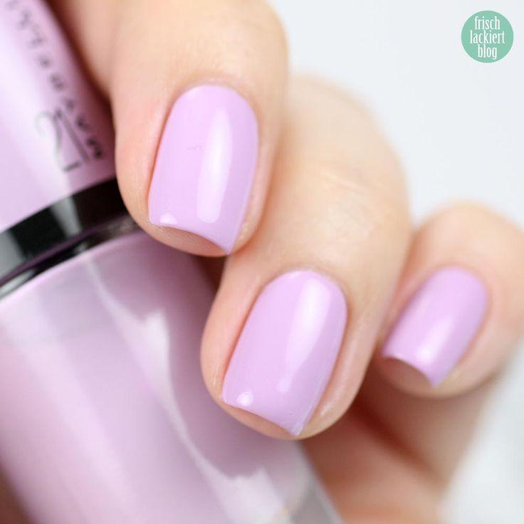 Maybelline Lilac Wine 21 – swatch by frischlackiert