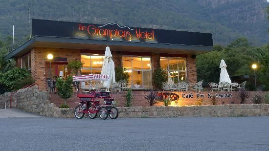 Grampians Motel (Halls Gap)