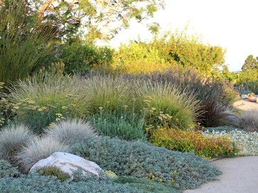 Palos Verdes - contemporary - landscape - los angeles - Bliss Garden Design