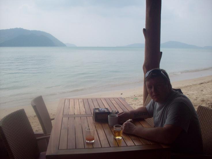 Breakfast at Friendship Beach in PhuketThailand 2012, Breakfast At, Friendship Beach