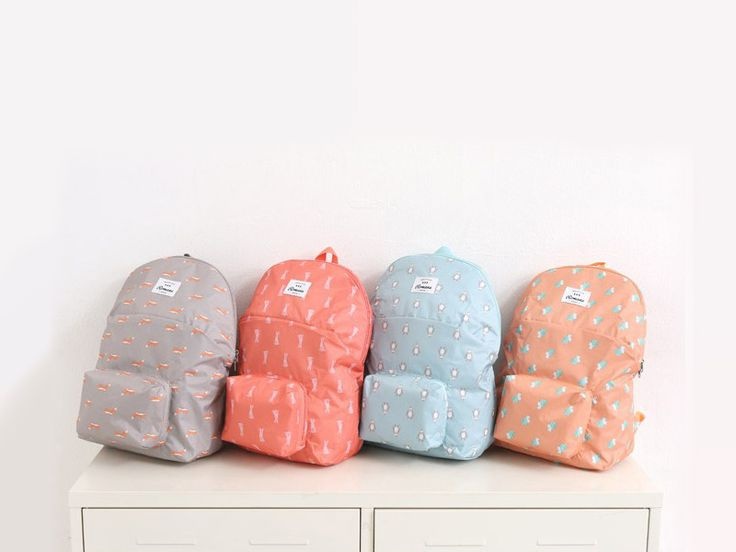 Jual Weekeight Folding Backpack / Tas Ransel / Tas Punggung - pinkabulous | Tokopedia