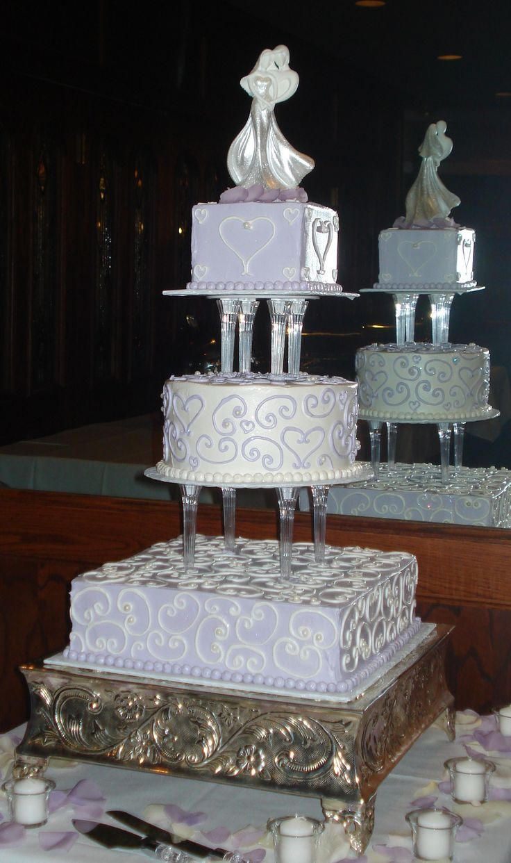 123 best Cake Stands and Servers images on Pinterest Cake stands