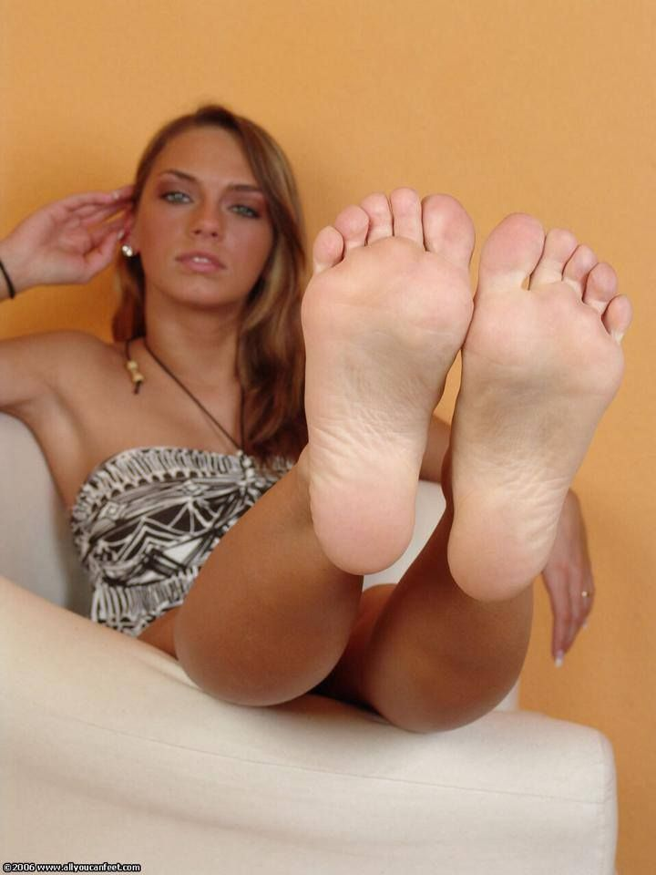 Sexy hands and feet