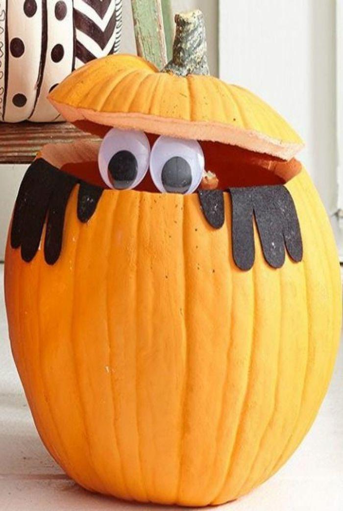1001 Ideas De Decoración Con Calabazas De Halloween Calabazas De Halloween Decoraciones De Calabaza Patrones De Talla De Calabazas