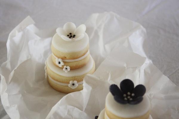 minicakes di pasta frolla