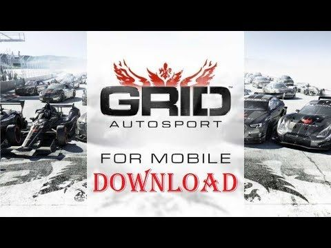 GRID Autosport Android Apk & iOS Free Download   Video Game
