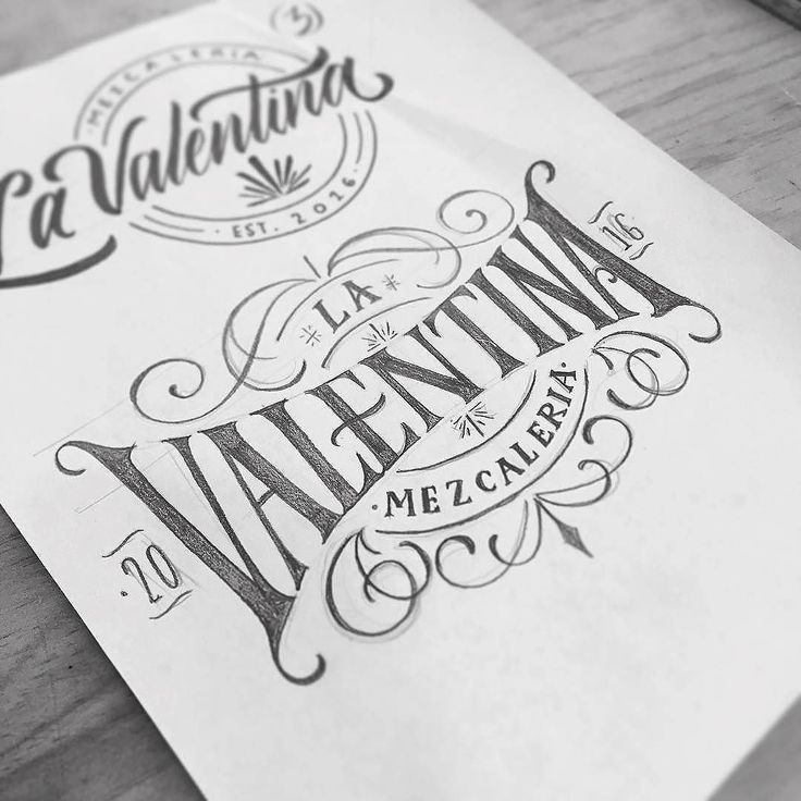 Fantastic letter sketch by @zhompi | #typegang if you would like to be featured…