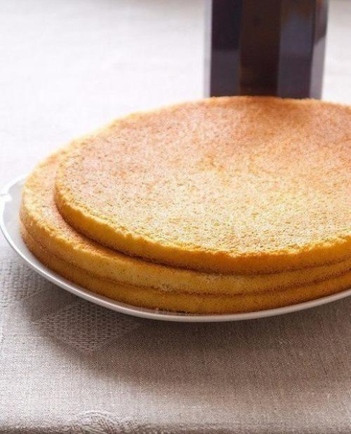 Топ - 5 рецептов коржей для тортов. | Школа красоты