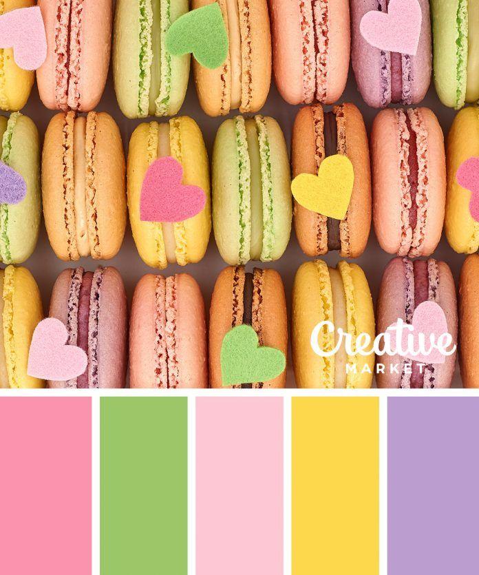 10 palettes de couleurs pastels à télécharger pour l'été - Page 10